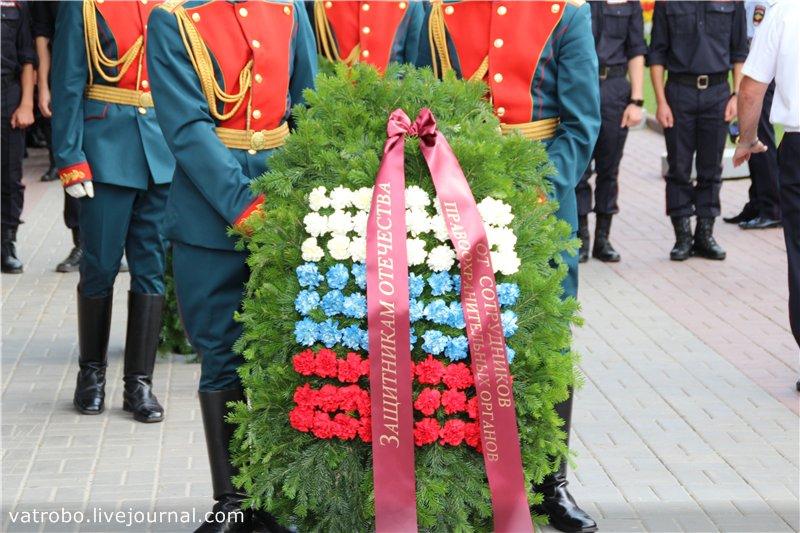 Память о жертвах террора в сердцах волгоградцев
