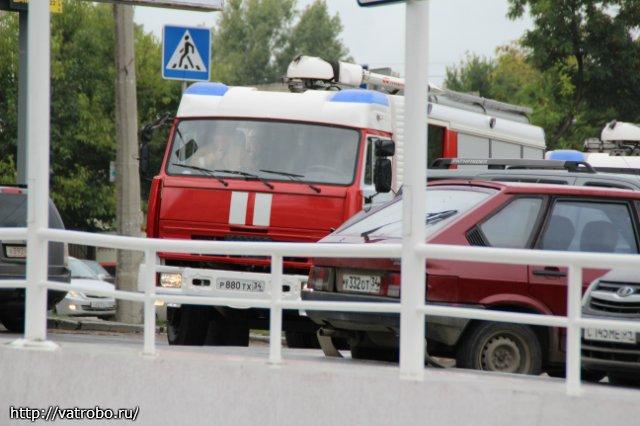 В бизнес-центре «Волгоград-СИТИ» сотрудники МЧС провели учения