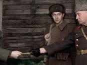 Реконструкция пленения фельдмаршала Паулюса