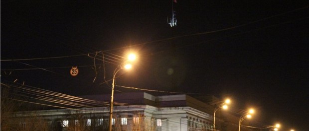 НЛО над ГУВД Волгоградской области