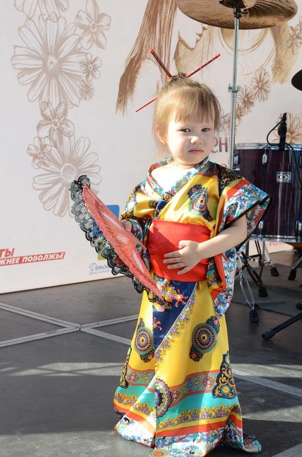 Конкурс костюмов на фестивале «День влюбленных по-русски»