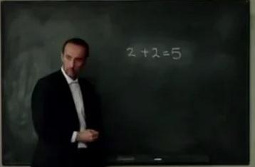 2+2=5